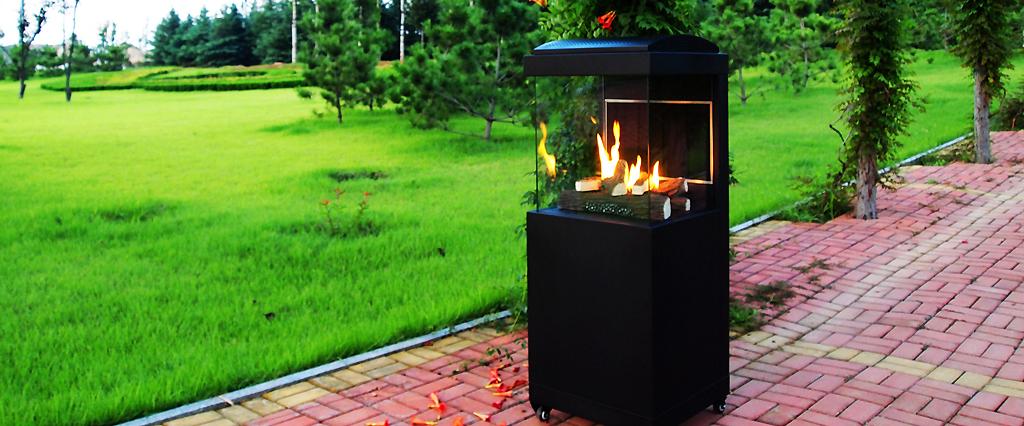 Estufas y calefactores para exteriores y terrazas - Estufas exteriores para terrazas ...